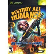 Destroy All Humans! (US)