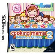 Cooking Mama 2: Dinner with Friends (US)