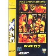 WWF Raw preowned (Japan)