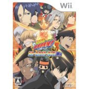 Kateikyoushi Hitman Reborn! Dream Hyper Battle! Wii (Japan)