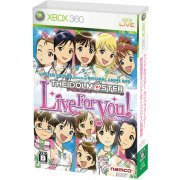 The Idolm@ster: Live for You! [Limited Edition] (Japan)