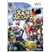 Dairantou Smash Brothers X / Super Smash Bros. Brawl (Japan)