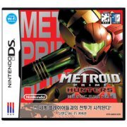 Metroid Prime Hunters (Korea)