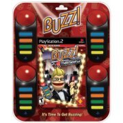 Buzz! The Hollywood Quiz (w/ Buzzers) (US)