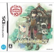 Rune Factory: A Fantasy Harvest Moon  preowned (Japan)