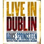 Bruce Springsteen With The Sessions Band Live In Dublin (Japan)