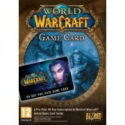 World of Warcraft 60 days Time Card Prepaid US battle.net (US)