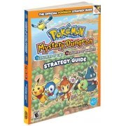 Pokemon Mystery Dungeon: Explorers of Time, Explorers of Darkness: Prima Official Game Guide (US)