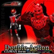 Kamen Rider Den-O Double-Action Climax Form [CD+DVD Limited Edition Jacket A - Momotarosu] (Japan)