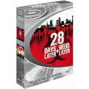 28 Days Later & 28 Weeks Later Blu-ray Disc Box [Limited Edition] (Japan)