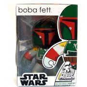 Star Wars 1 Mighty Muggs Non Scale Pre-Painted Figure: Boba Fett