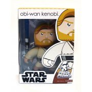 Star Wars 2 Mighty Muggs Non Scale Pre-Painted Figure: Obi-wan kenobi