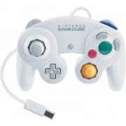 GameCube Controller (White) (Japan)