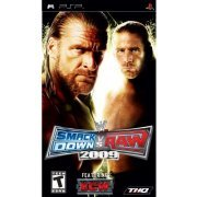 WWE Smackdown vs Raw 2009 (US)