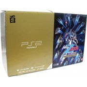 PlayStation2 Console - Gundam AEUG Gold Pack (Japan)