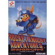 Rocket Knight Adventures (Japan)