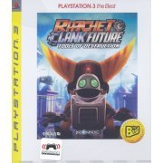 Ratchet & Clank Future: Tools of Destruction (PlayStation3 the Best) (Asia)