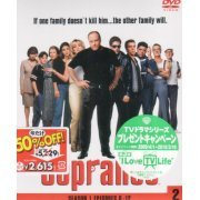 The Sopranos The First Season Set 2 [Limited Pressing] (Japan)