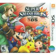 Super Smash Bros. for Nintendo 3DS (US)
