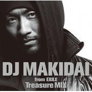 DJ Makidai Mix CD Treasure Mix (Japan)