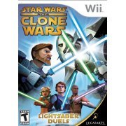 Star Wars Clone Wars: Lightsaber Duels (US)