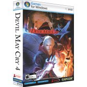 Devil May Cry 4 (DVD-ROM) (Asia)