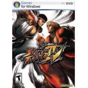 Street Fighter IV (DVD-ROM) (US)