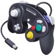 GameCube Controller (Black) (US)