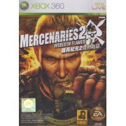 Mercenaries 2: World in Flames  preowned (Asia)