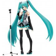 Character Vocaloid Series 01 Hatsune Miku Non Scale Pre-Painted PVC Figure: figma Hatsune Miku (Re-run) (Japan)