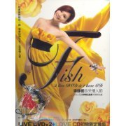 Fish Leong 2008 Concert [Live 2DVD+1 Love CD Limited Edition] (Hong Kong)
