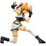 Magical Girl Lyrical Nanoha StrikerS 1/7 Scale Pre-Painted PVC Figure: Teana Lanster (Japan)