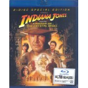 Indiana Jones and the Kingdom of the Crystal Skull Special Collectors Edition (Japan)