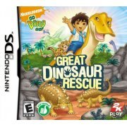Go Diego Go! Great Dinosaur Rescue (US)