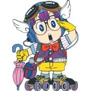 Dr. Slump DVD Slump The Collection Gacchan Erai! & Senbe Jr. Turbo-kun Tanjo! No Maki (Japan)