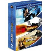 Action Blu-ray 3-Pack (Jumper / Transporter / Transporter 2) (US)