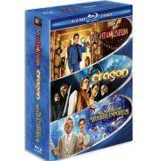 Kid Blu-ray 3-Pack (Night at the Museum / Eragon / Mr. Magorium's Wonder Emporium) (US)