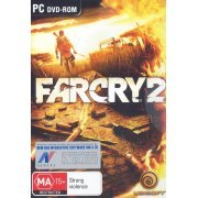 FarCry 2 (DVD-ROM) (Asia)