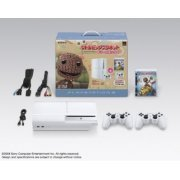 PlayStation3 Console (HDD 80GB LittleBigPlanet Dream Box) - Ceramic White (Japan)