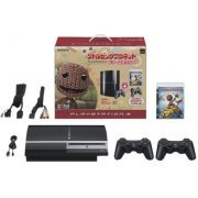 PlayStation3 Console (HDD 80GB LittleBigPlanet Dream Box) - Clear Black (Japan)