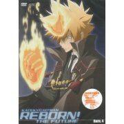 Katekyo Hitman Reborn Mirai Hen Burn 4 (Japan)