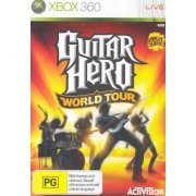 Guitar Hero World Tour preowned (Asia)