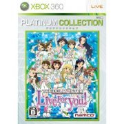 The Idolm@ster: Live for You! (Platinum Collection) (Japan)