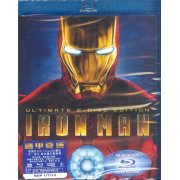 Iron Man [Ultimate 2-Disc Edition] (Hong Kong)