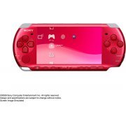 PSP PlayStation Portable Slim & Lite - Radiant Red (PSP-3000RR) (Japan)