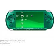 PSP PlayStation Portable Slim & Lite - Spirited Green (PSP-3000SG) (Japan)