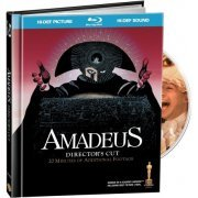 Amadeus [Blu-ray+CD] (US)