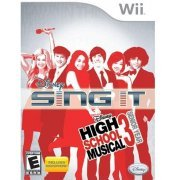 Disney Sing It: High School Musical 3 Senior Year (Bundle with Microphone) (US)