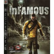 inFAMOUS (PS3 Ultra Pop) (Asia)