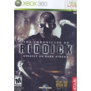 The Chronicles of Riddick: Assault on Dark Athena (Asia)